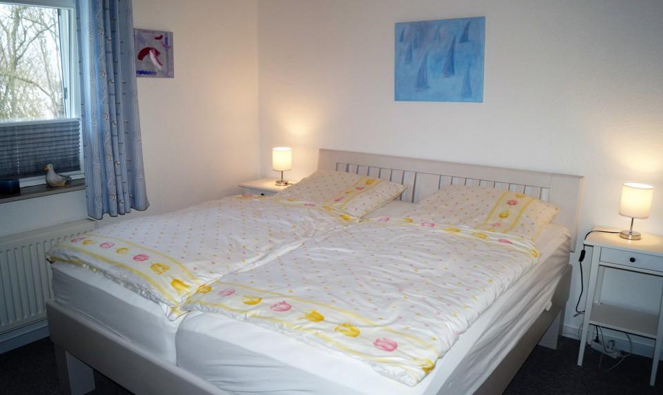 Ferienhaus La Vida Ostsee - Schlafzimmer